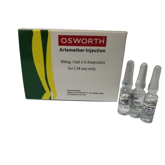 GMP Artemether Injection 80mg/ml