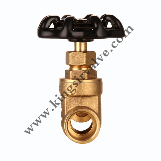 FORGE BRASS GATE VALVES