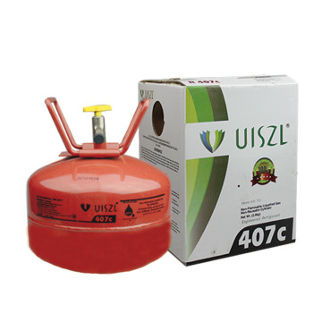 environment-friendly refrigerant R407c 6.5KG