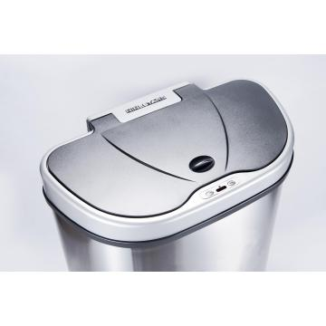 Wholesale High-End Intelligent Induction Stainless Steel Trash Can