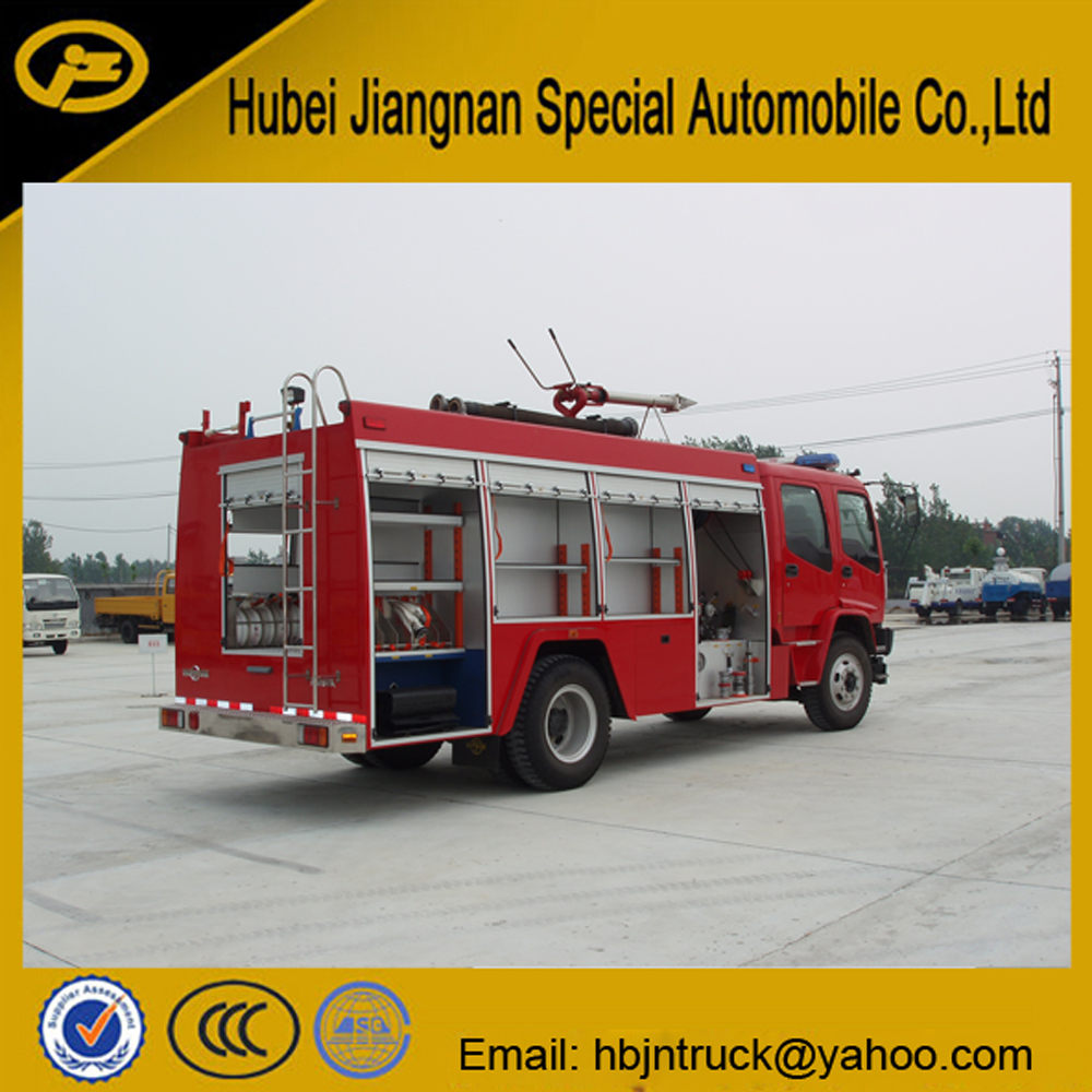 fire tender for sale