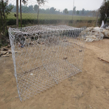 ISO 9001 factory and wholesale bronjong kawat gabion