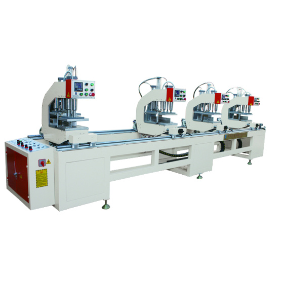 Four head Seamless Welding Machine uPVC
