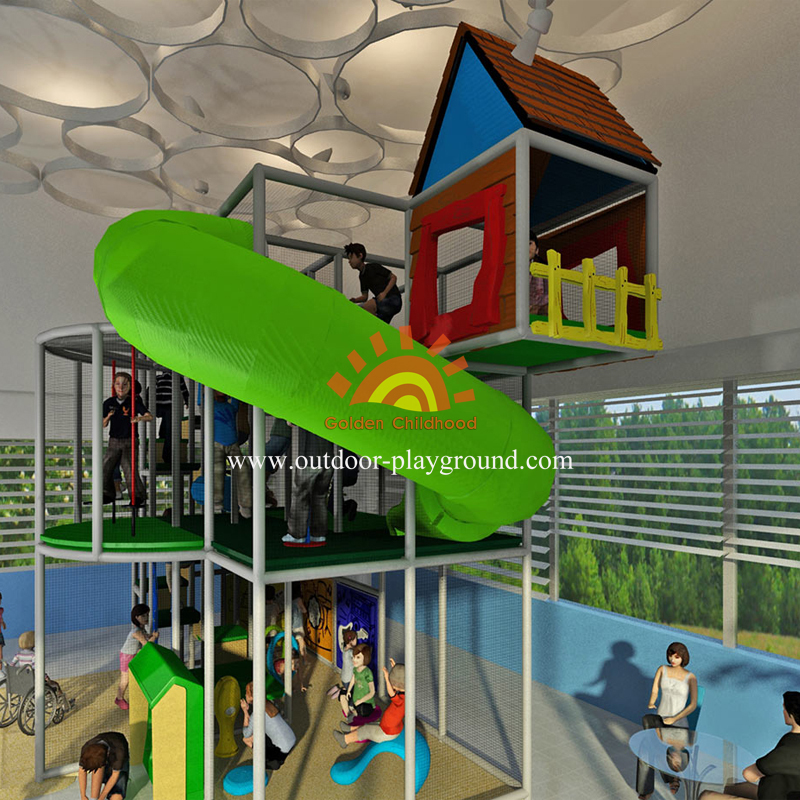 Indoor Cheap Playgrounds Soft Play Structures