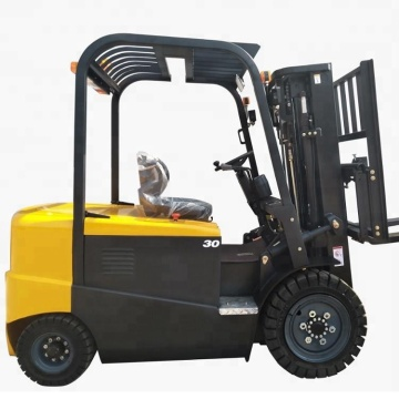 THOR3.0 electric forklift truck with 3 ton capacity