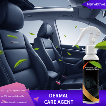 Leather Care for Cars Cleaning