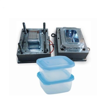Plastic Food Container Injection Mould
