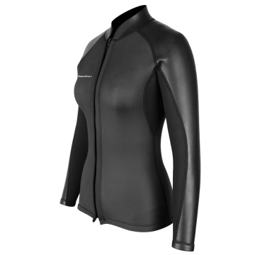 Seaskin Long Sleeve 2mm Neoprene Wetsuits Jacket
