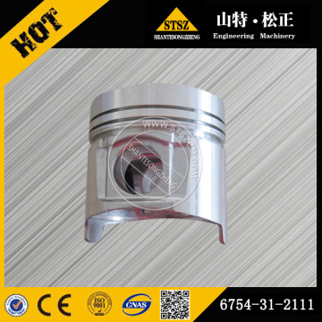 PC200-8 engine piston assy 6754-31-2111
