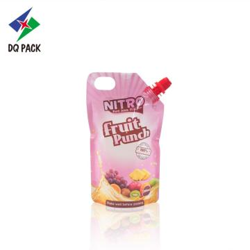 High quality stand up pouch with spout