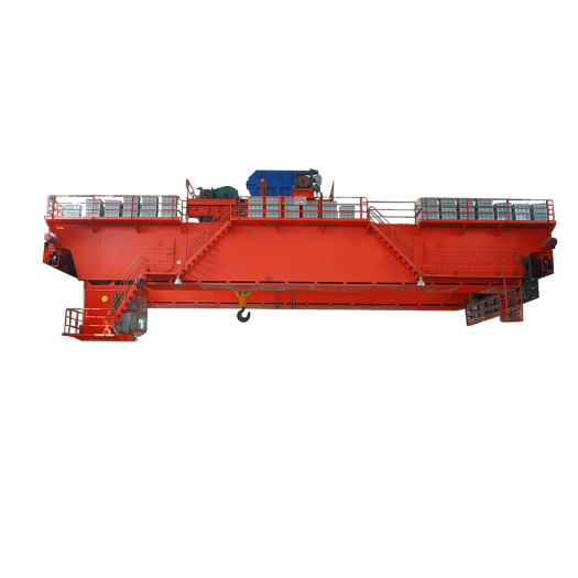 25-120 ton double beam overhead crane for sale