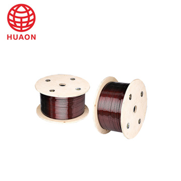 Transformer Enameled Aluminum flat Wire