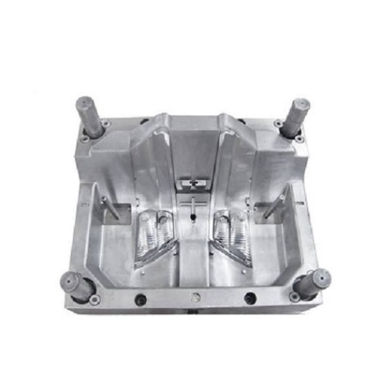 Plastic Injection Mould For Automotive Fog Lamps Cover