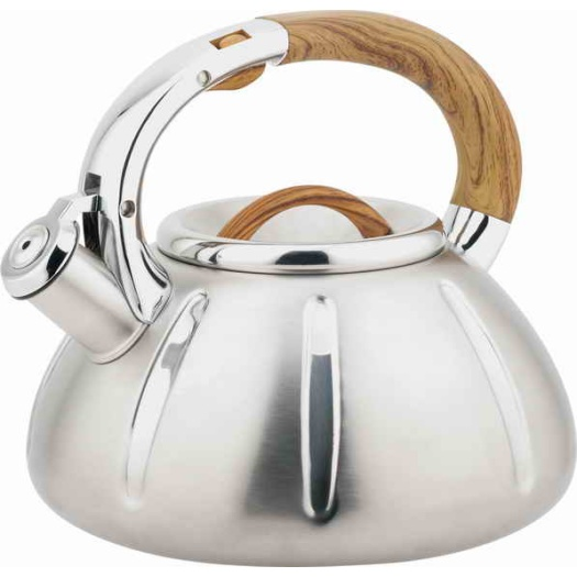 Pumpkin shape design 3.0Litre tea kettle