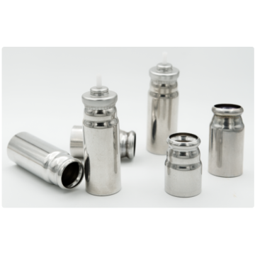 MDI aluminum canisters/Can