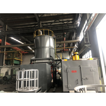 car type aluminium alloy aging furnace