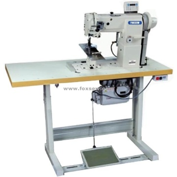 Automatic Single Needle Postbed Tacking Machine