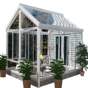 Roof Glass Design Cover Balcony Aluminum Sunroom