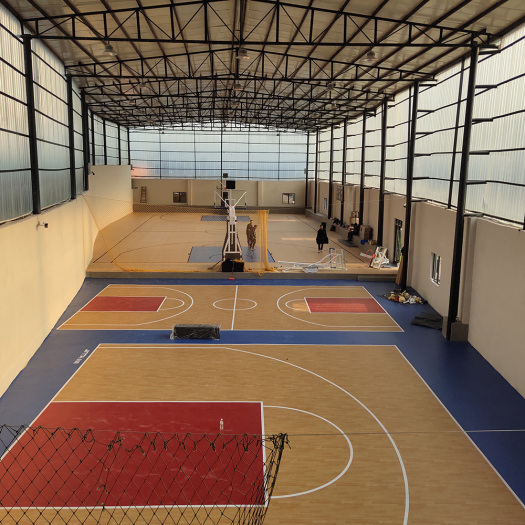 FIBA basketball Sports Floor Mats