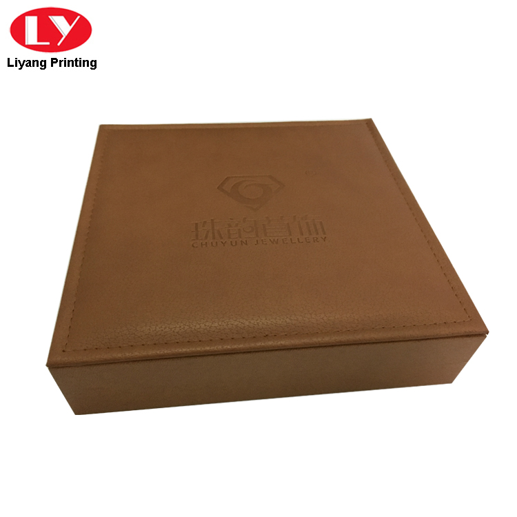 Jewellery Box Leather