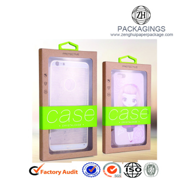New design mobile phone case packaging box