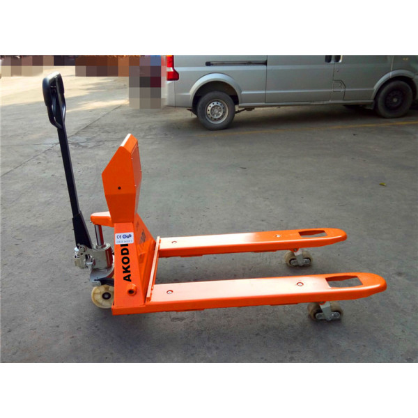 Scale Pallet Truck with Weight Indicator
