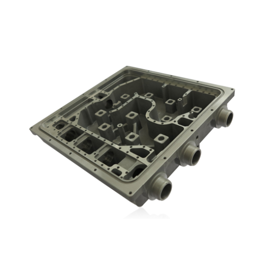 Communication filter housing die casting mould