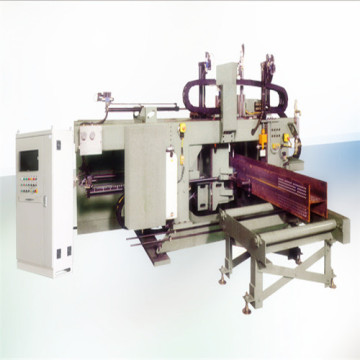 SWZ series CNC H beam drilling machine