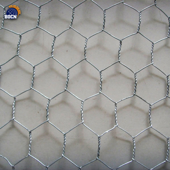2.4mm Lacing Wire Hexagonal chicken wire mesh