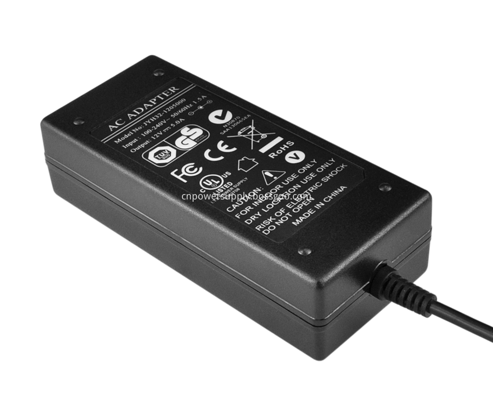 64W power adapter