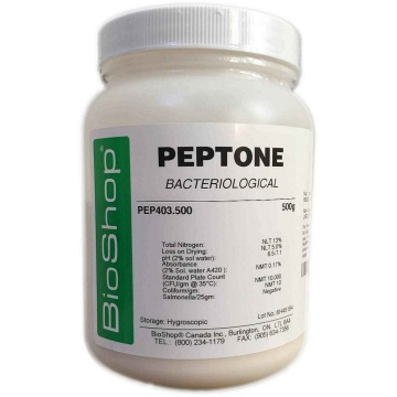 how to make peptone