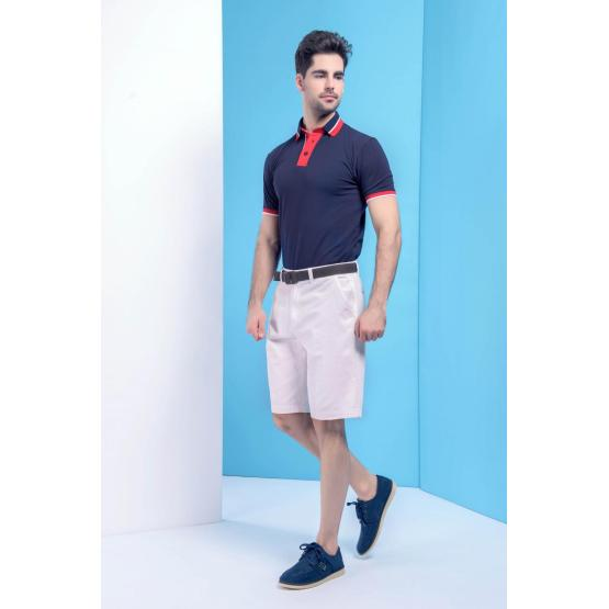MEN'S WOVEN FORMAL SHORT PANTS