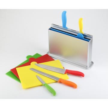 Patented 10pcs Knife &  Boards with Holder