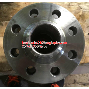 A182 F316 SS pipe flange weld neck flange
