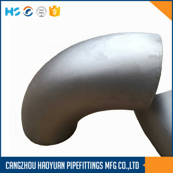 ANSI B16.9 304L Seamless Stainless Steel Elbow