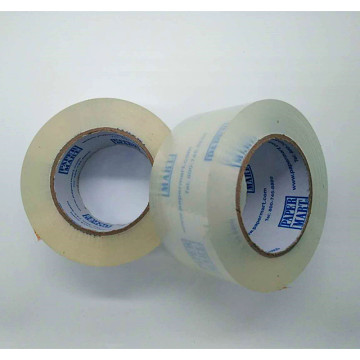 Packaging tape roll