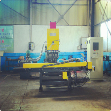 YBJ-6 Steel Plate Punching Marking CNC Machine