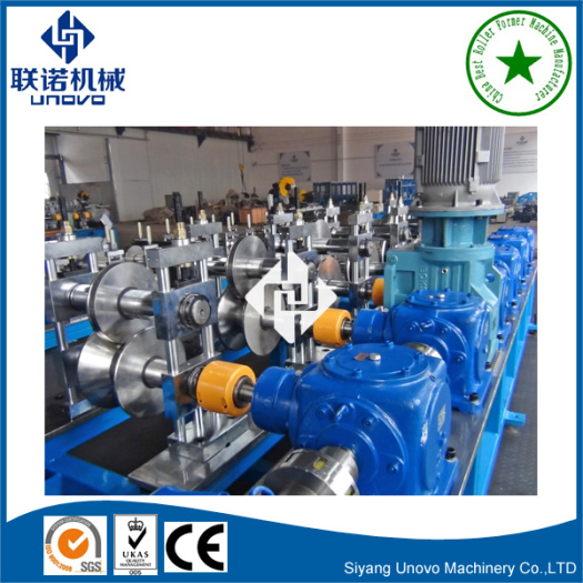 C section channel roll forming machine