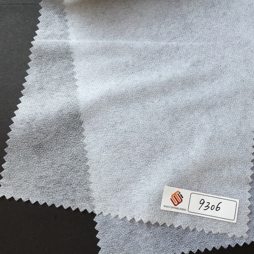 OEM Service  Nonwoven Fusible Shirt Placket Interlining