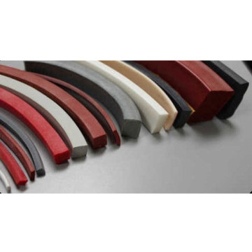 Wide Temperature Range Silicone Rubber Strips