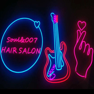 MUSIC BAR NEON LIGHT SIGNS