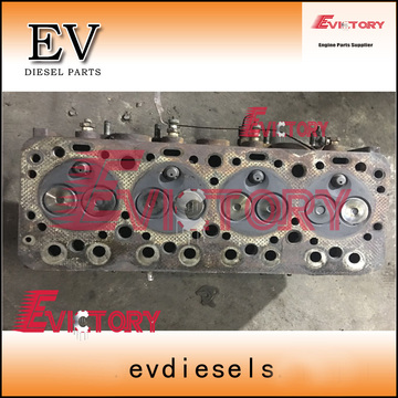 ISUZU DA640 head cylinder gasket overhaul rebuild kit