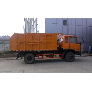Economical Dongfeng 15cbm hermatic dumper garbage truck