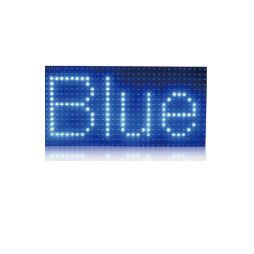 PH10 SMD Single Color LED Display