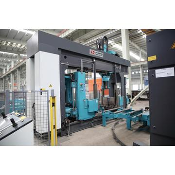 High Speed CNC H Beam Drilling Machine