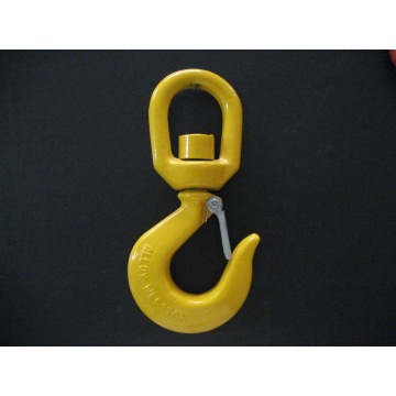 A322 FROGED SWIVEL HOOK WITH BEARING
