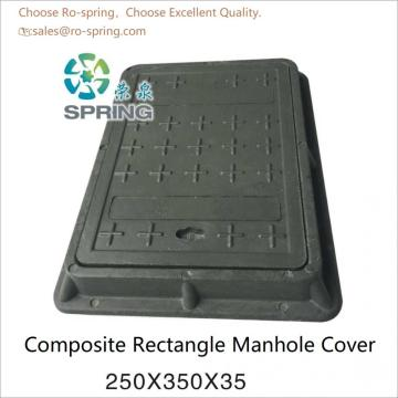 Smc Composite Chamber and Manhole Cover