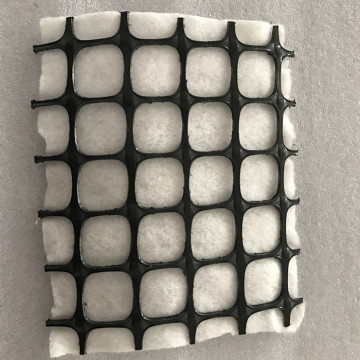 Polyester Non Woven Geotextile Adhesion Composite Geogrid
