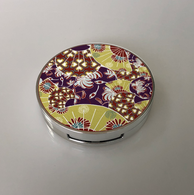 LTP2010 3D pattern round compact