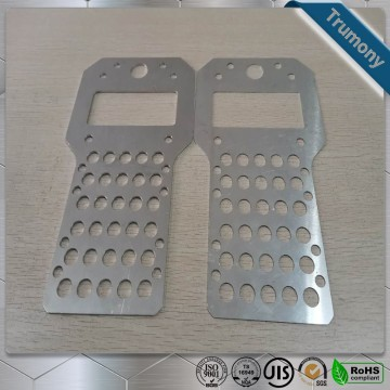 CNC Engraving milling Aluminum panel and spare part